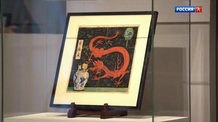 Редкая обложка комикса о Тинтине продана за рекордную сумму