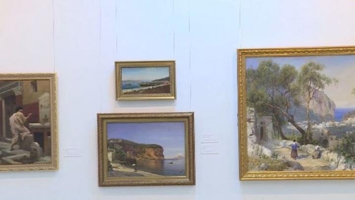 В Чебоксарах открылась выставка отреставрированных шедевров живописи