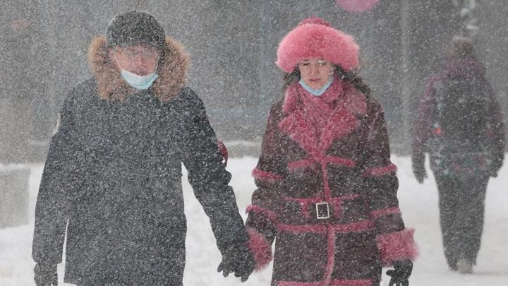 Аномальные холода придут на большую часть страны
