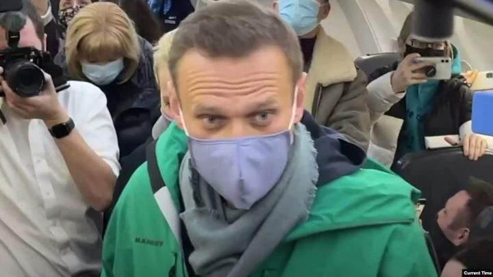 Мособлсуд признал арест Навального законным