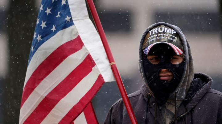США готовятся к инаугурации Байдена и беспорядкам