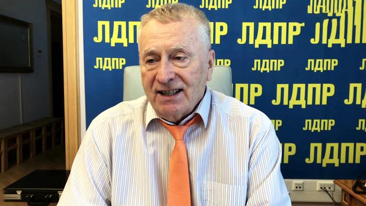 Лидер ЛДПР отверг обвинения в финансировании ЛНР и ДНР