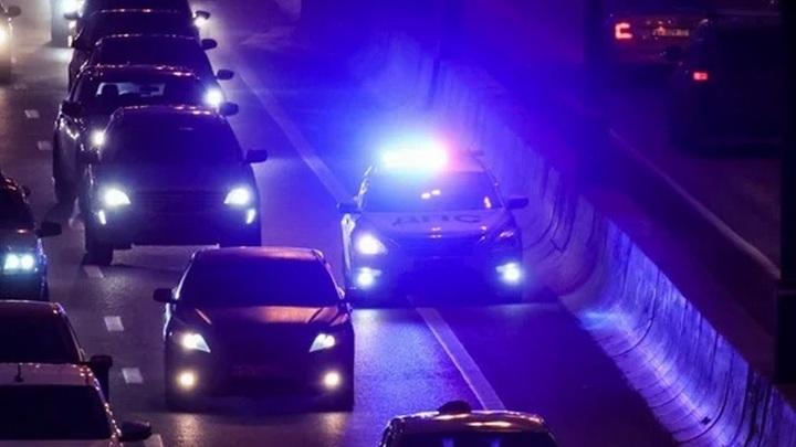 Движение на Горьковском шоссе перекрыто из-за смертельной аварии