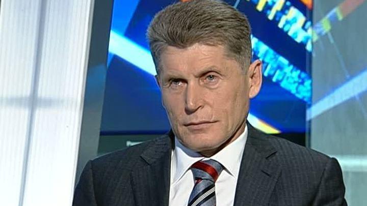 Олег Кожемяко: космодром Восточный важен не только для Амурской области, но и для всей России