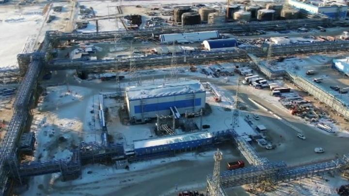"""Газпром"" резко сократил транзит газа через Украину"
