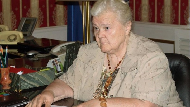 Ушла из жизни кинорежиссер Ренита Григорьева