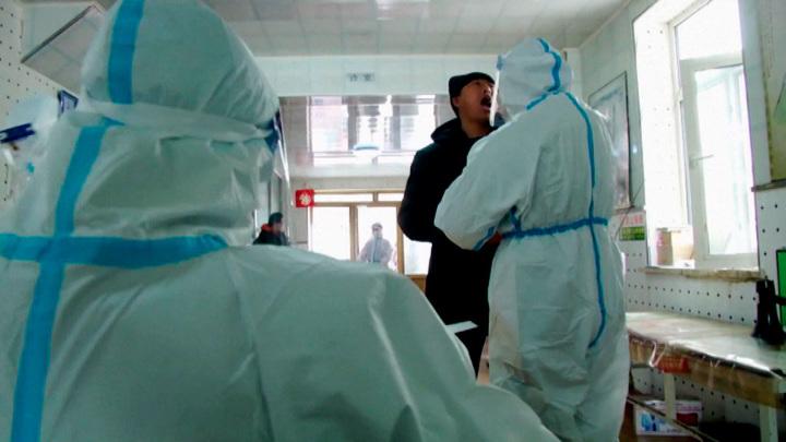 В Китае обостряется ситуация с распространением коронавируса