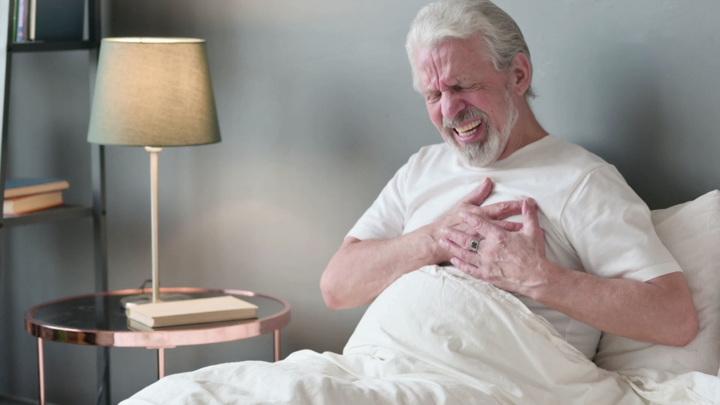 """Кадр из программы """"О самом главном"""". Под какими масками может скрывается инфаркт миокарда"""