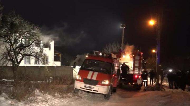 В Харькове объявили траур из-за гибели 15 человек при пожаре в доме престарелых