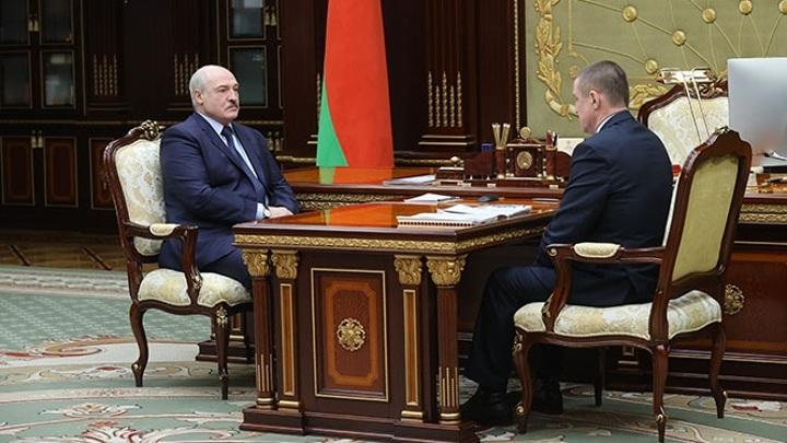 "Белоруссия ""на колени не рухнет"", пообещал Лукашенко"