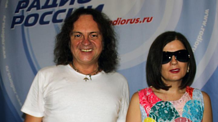 Виктор Зинчук и Диана Гурцкая