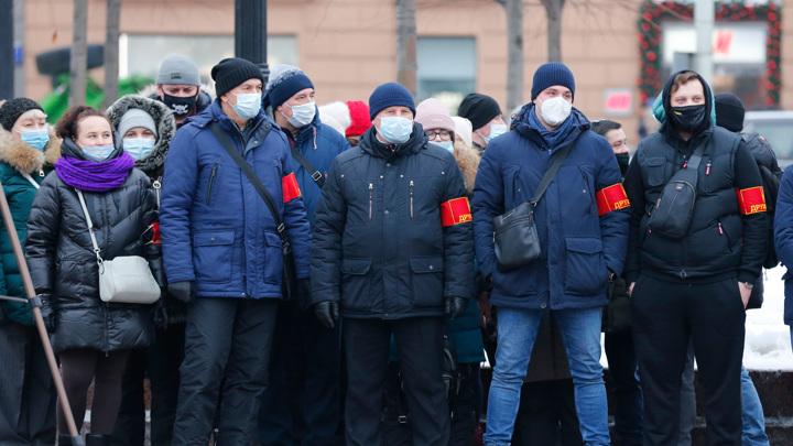 Общественная палата рассказала о фейках про незаконные акции