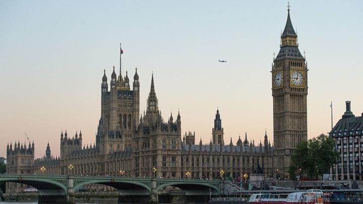 Пожарная сигнализация сработала в здании Вестминстерского дворца