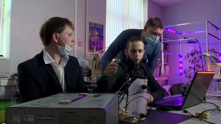 Нижегородские студенты представили свои научные изобретения