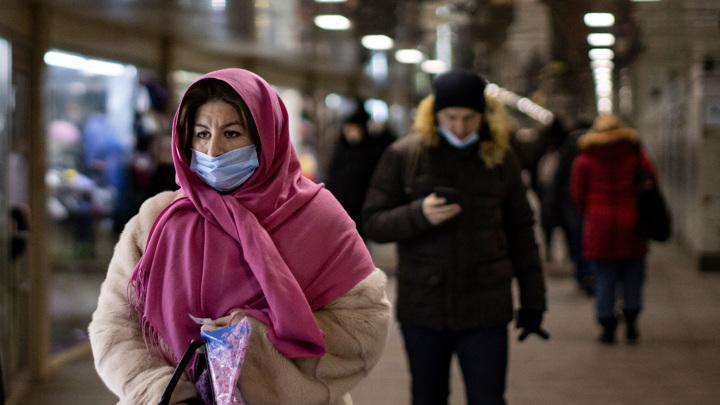 В России зафиксирован минимум заразившихся с ноября-2020