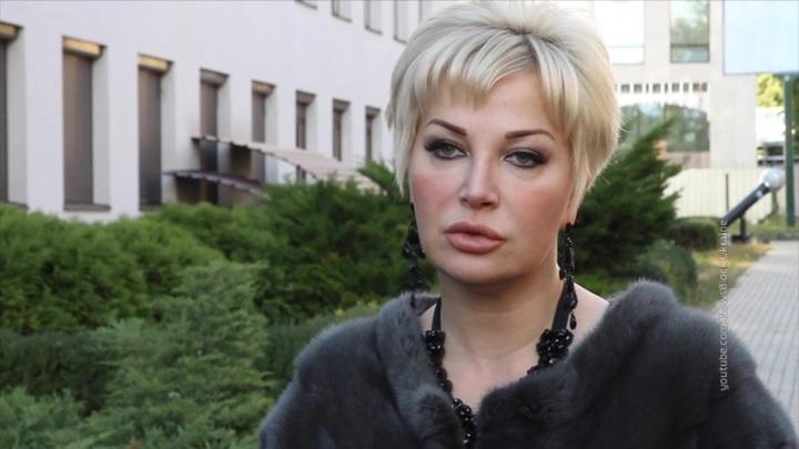 Певица Мария Максакова тайно вернулась в Москву