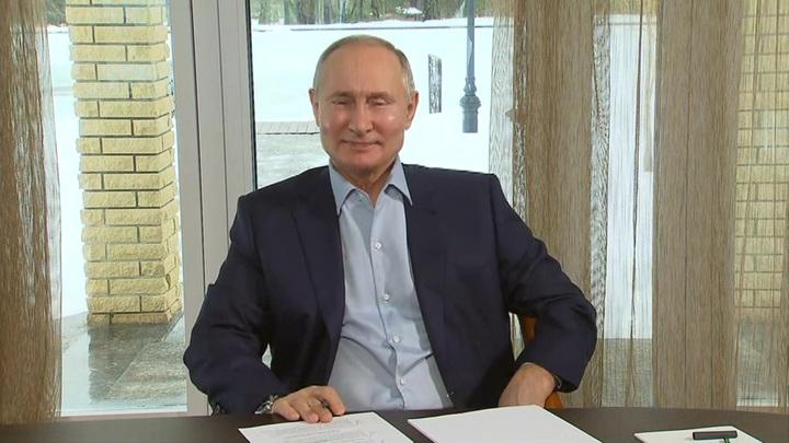 Путин о расследовании Навального: дворец мне не принадлежит