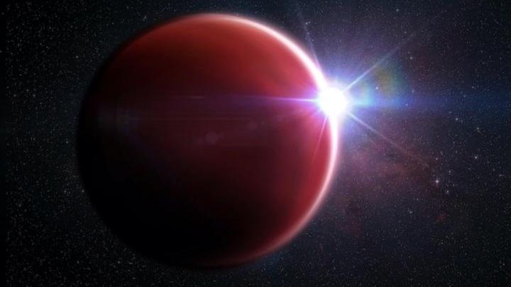 Удивительная планета словно приглашает учёных раскрыть её тайны.