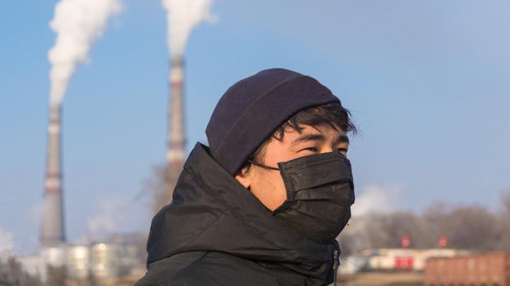 В Уфе измерили ПДК вредных веществ в воздухе после пожара в промзоне