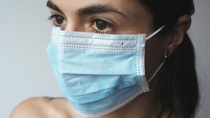 Во Владимирской области женщины рожают в масках