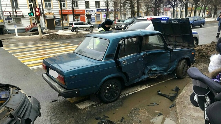 В Твери в автокатастрофе пострадал 5-летний ребенок