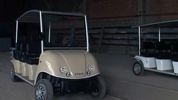 Электромобиль Е-Трайк - маленький трансформер для большого города