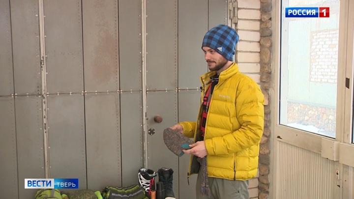 Юный путешественник из Твери покорит ледяной Байкал на велосипеде