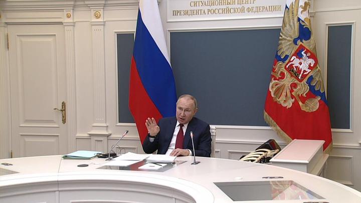 На форуме в Давосе Путин сформулировал весь объем мировых проблем