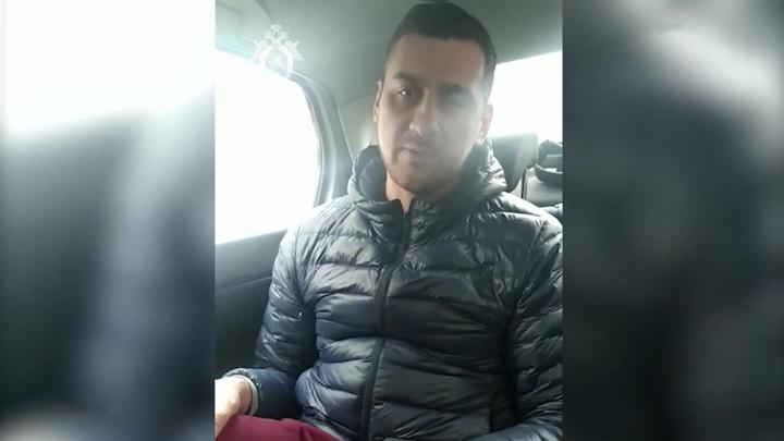 На два месяца арестован ударивший росгвардейца