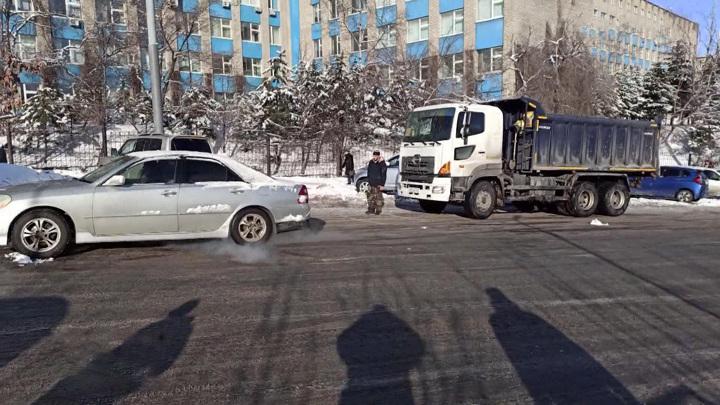 """""""Арктические"""" морозы и гололедица ожидаются в Подмосковье в начале марта"""