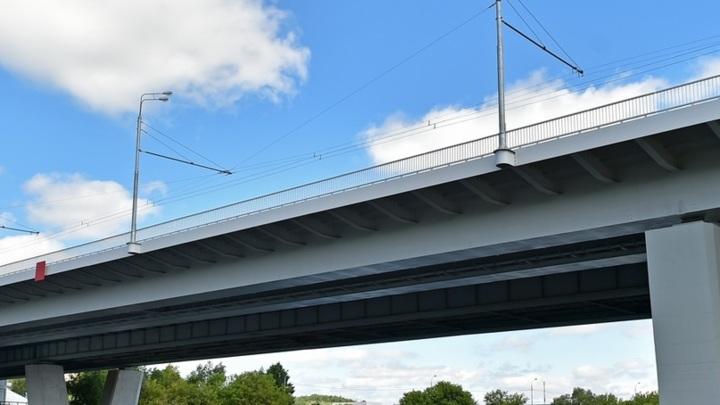 Десять новых мостов построят в столице за четыре года