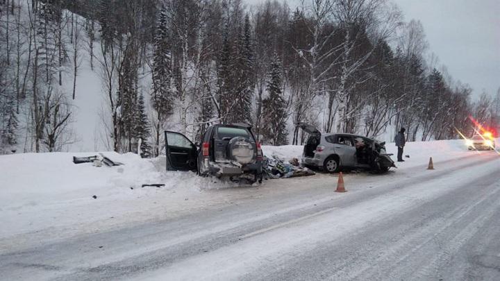 Кемеровский пенсионер устроил лобовое столкновение с тремя погибшими