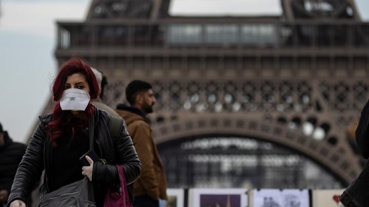 Минздрав Франции опубликовал план по снятию ограничений по COVID-19
