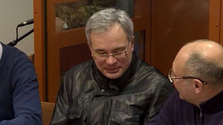 ВАрхангельске проходят слушания покоррупционному делу Сергея Родионова