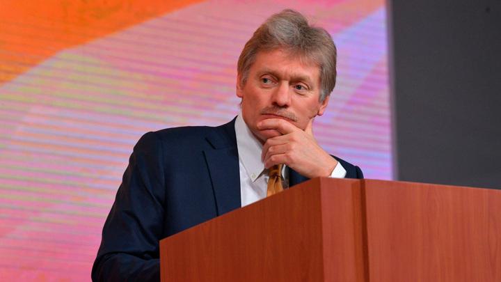 Песков: санкции не будут способствовать встрече Байдена и Путина