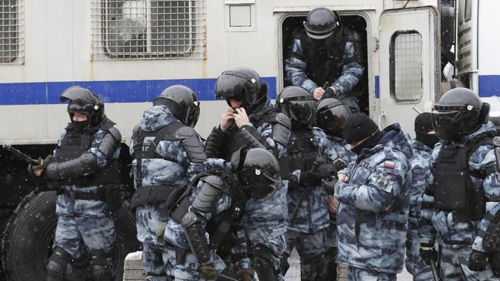Столичная полиция: фото из Центра в Сахарове не отражают ситуации