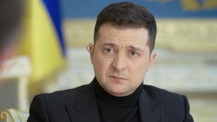 Зеленский: Украине мало слов Байдена, нужны действия