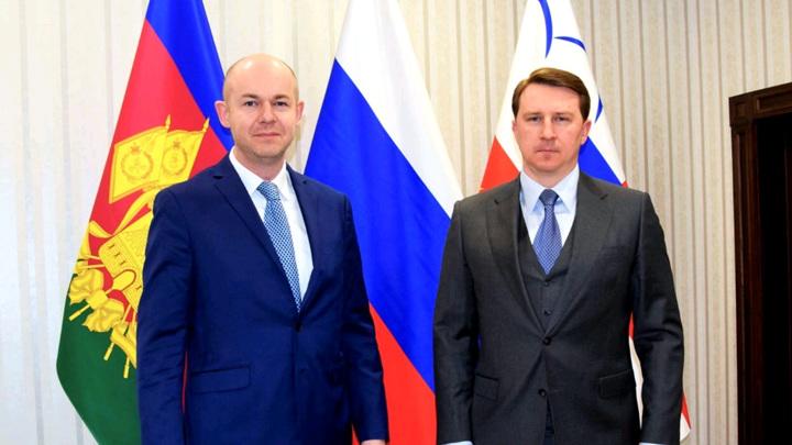 Мэр Сочи договорился о сотрудничестве с главой Сириуса