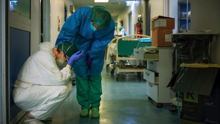 В Иркутске появится сквер памяти медиков, боровшихся с COVID-19