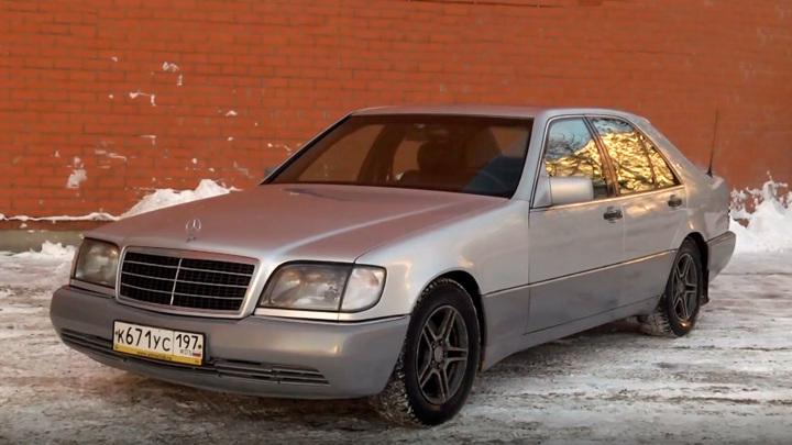 """""""Рубль сорок"""": ретро Mercedes, которым до сих пор можно гордиться"""