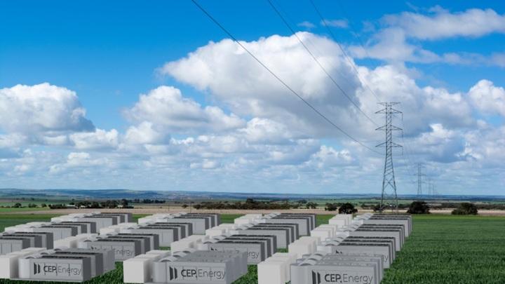 Новая система хранения энергии станет самой большой в мире.
