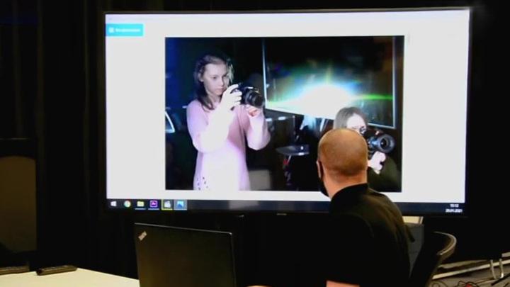 В Кузбассе готовят будущих специалистов в области цифрового искусства