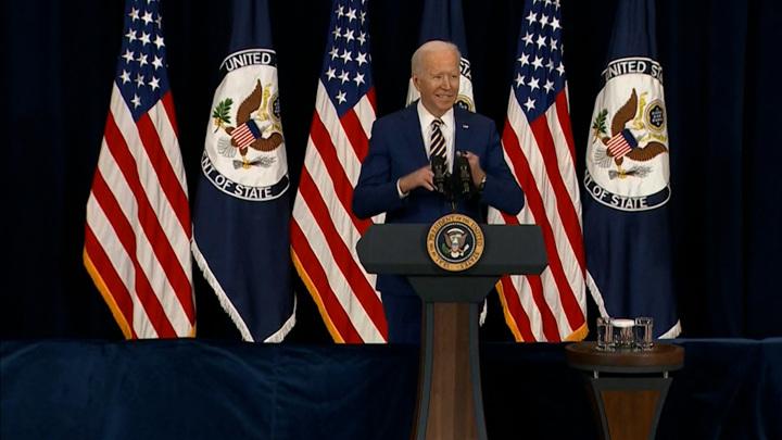 """""""Америка возвращается"""": Байден представил новые цели внешней политики"""