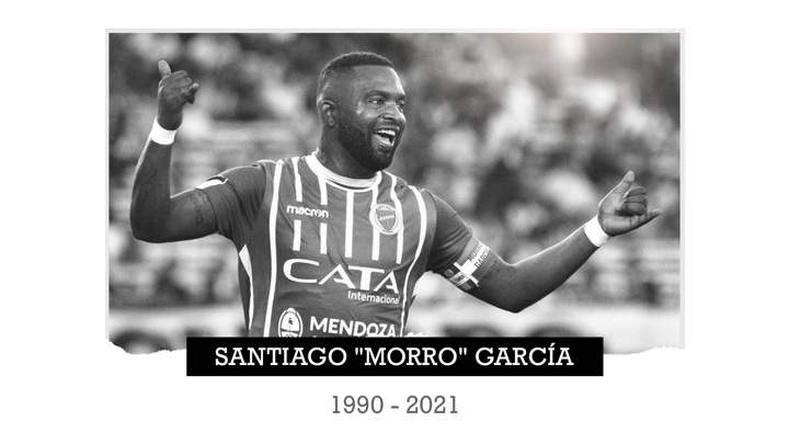 Футболист Гарсия найден мертвым в своей квартире