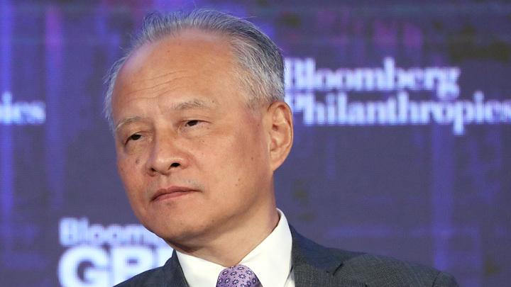 Посол КНР сделал заявление об источнике коронавируса