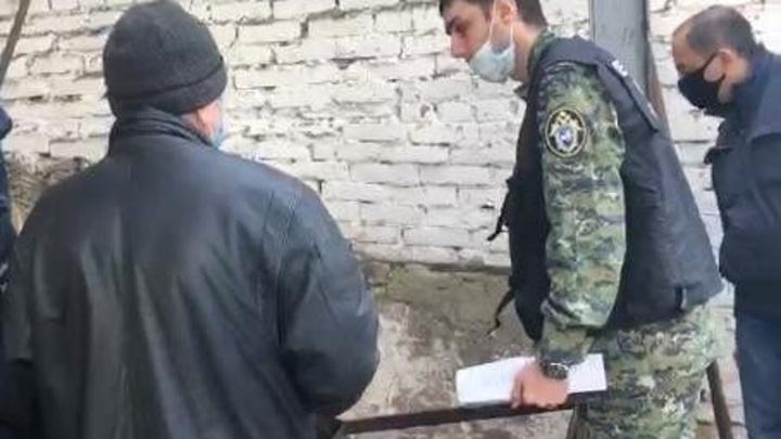 На Ставрополье 74-летний мужчина убил знакомого и забетонировал тело