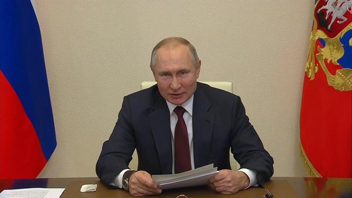 Путин дал старт работе высокопоточного научного реактора ПИК
