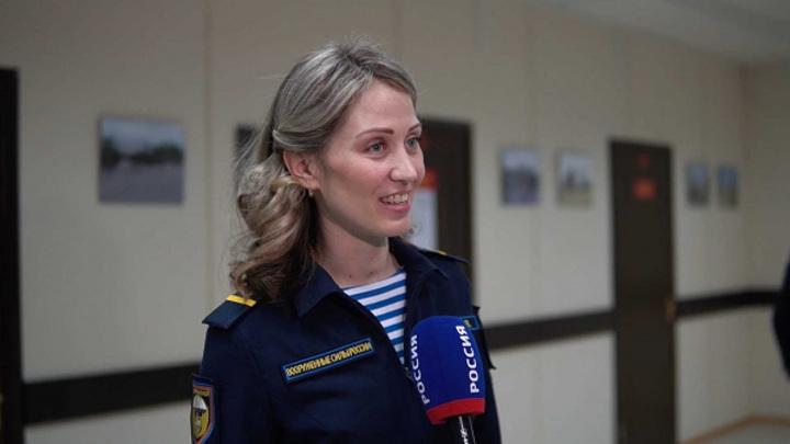 Костромичка стала вице-мисс на конкурсе красоты ВДВ
