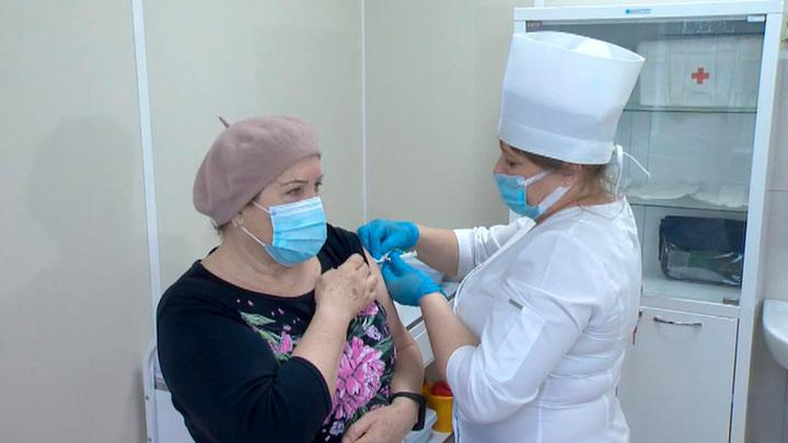 Вакцинация в Севастополе набирает обороты