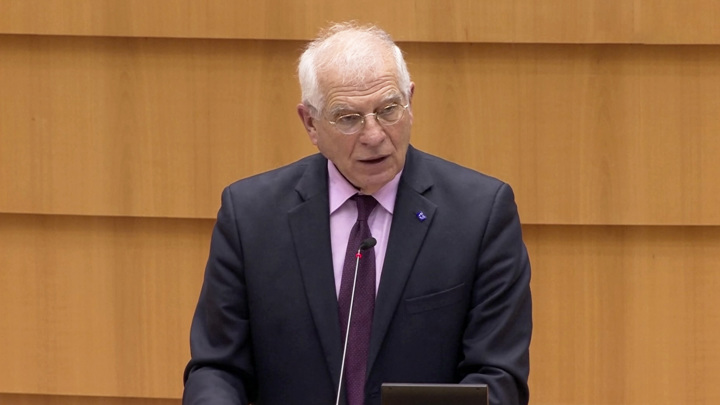 Глава европейской дипломатии обвинил Россию в агрессии